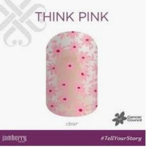 Jamberry Other - Jamberry - Think Pink (43A2)